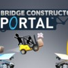 Games like Bridge Constructor Portal