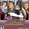Games like Ace Attorney Investigations