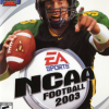 Games like NCAA Football 2003