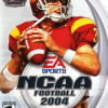 Games like NCAA Football 2004